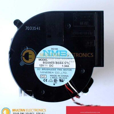 NMB BG0903-B044-VTL 12V 1.34A DC Brushless Blower Fan