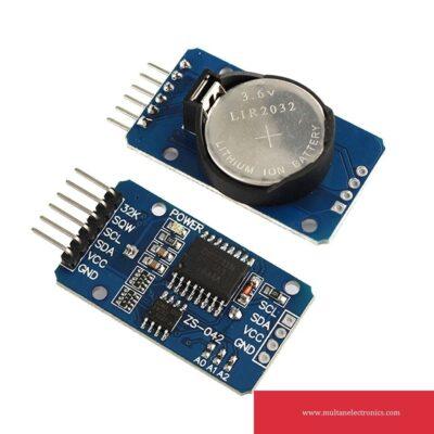 DS3231 RTC Module Arduino
