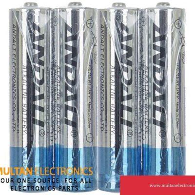 ANDALI Alkaline AA Battery LR6 AM3 Size