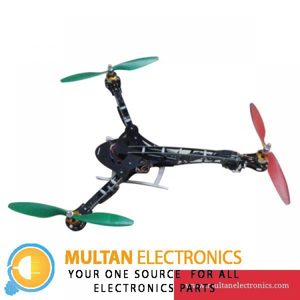 Dragonfly Y3 Tricopter Foldable