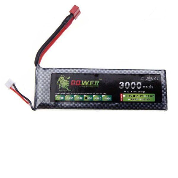 Lipo Battery 3000mah