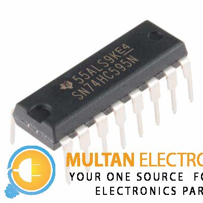 Shift Register 74HC595 IC