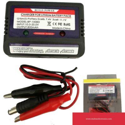 Lipo battery Charger 7.4V/11.1V