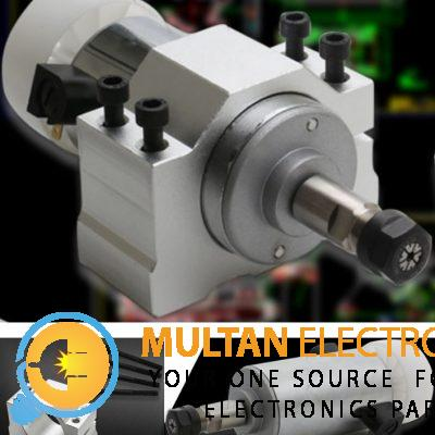 300W CNC spindle motor