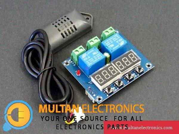 XH M452 humidity Digital Temperature Humidity Controller In Pakistan