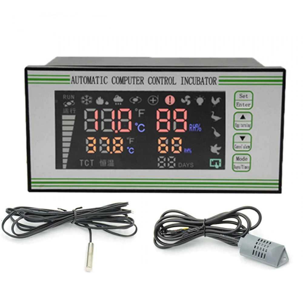 XM18S Temperature Humidity Controller
