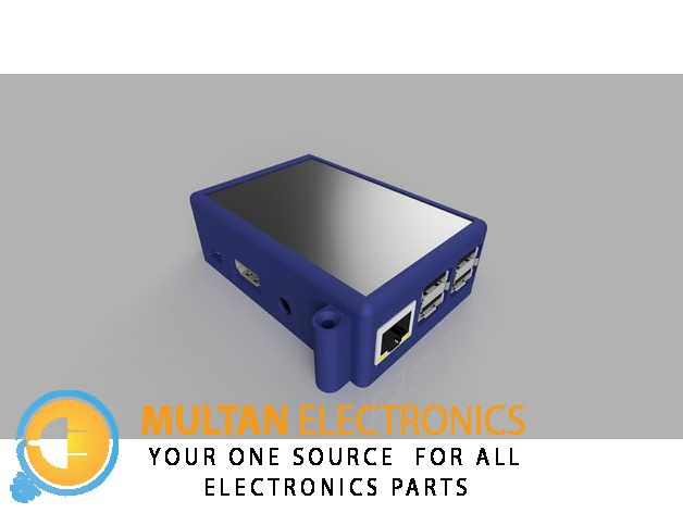 Raspberry Pi with LCD Case