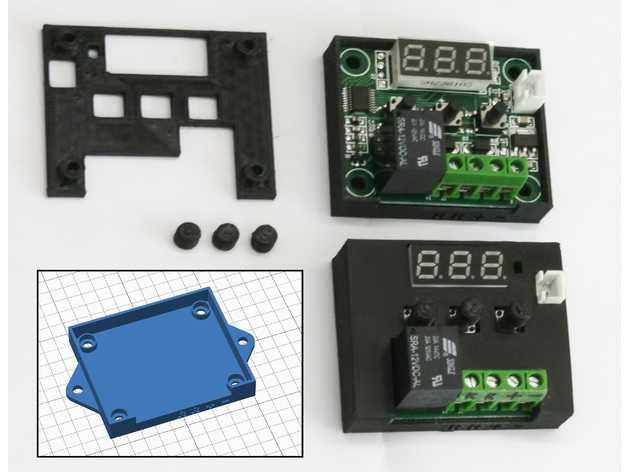 W1209 Temperature Controller Casing