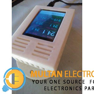Arduino with LCD casing
