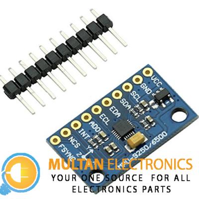 MPU9250MagnetometerAccelerometer Gyro