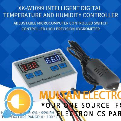 XK-W1099 Temperature Humidity Controller