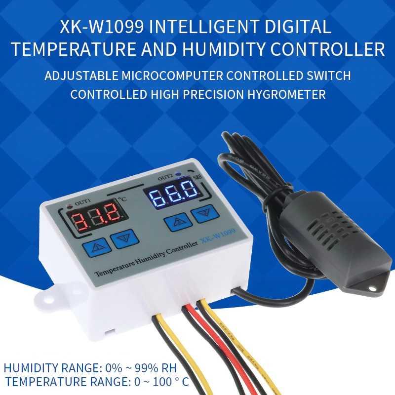 XK-W1099 Temperature Humidity Controller