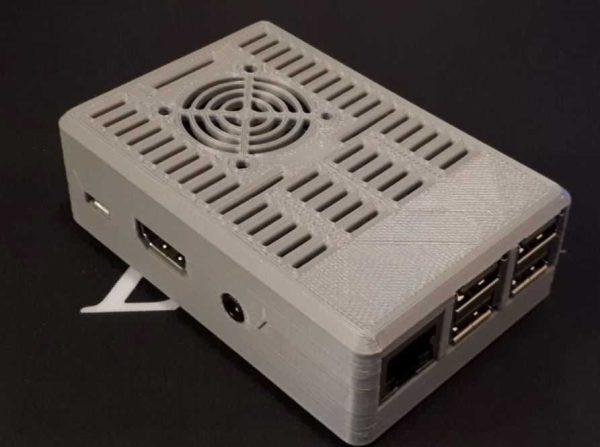 Raspberry Pi 3B case