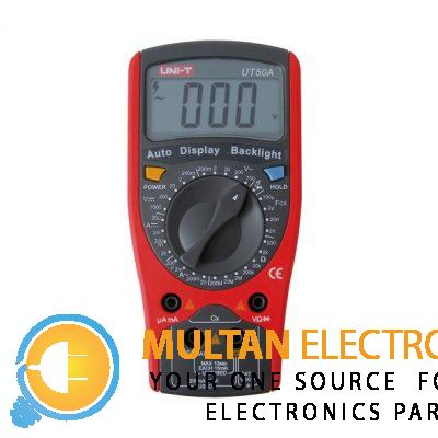 UNI T UT50A Multimeter