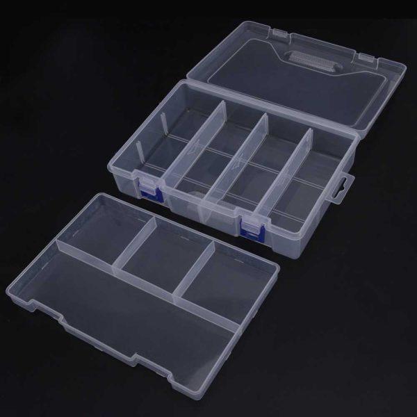 8 Grid Storage Box
