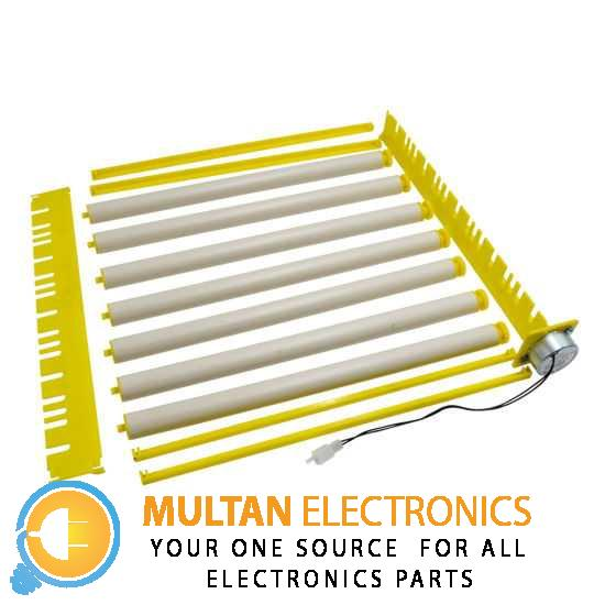 Automatic Rolling Turning Egg Tray