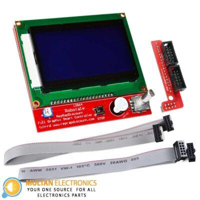 Reprap LCD 128X64 3D printer