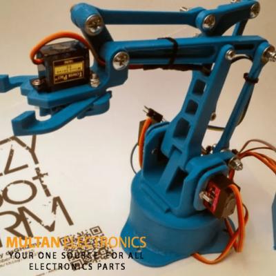 4DOF Robotic Arm Pakistan