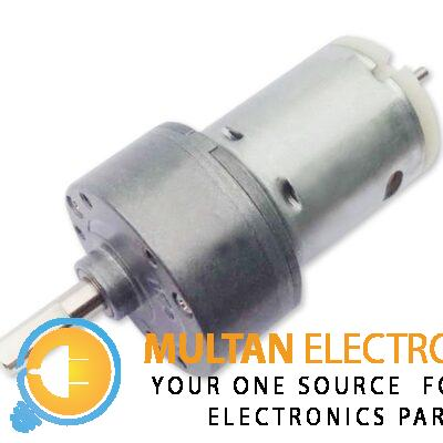 6Volt DC Gear Motor