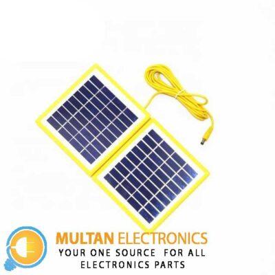 5V USB Solar Power Bank