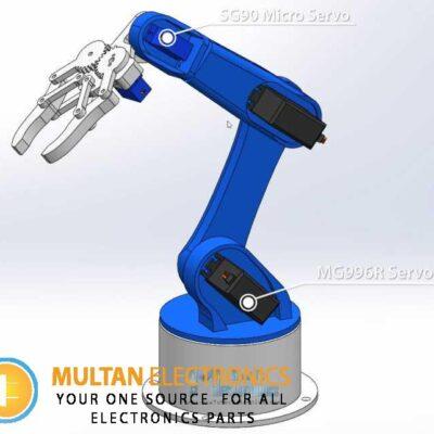 5DOF Robot Arm