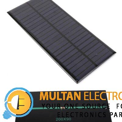 solar panel 12v