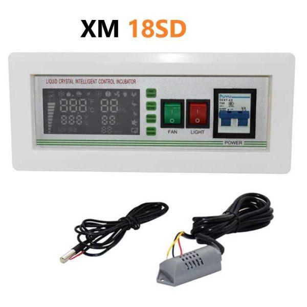 XM 18SD Incubator Controller