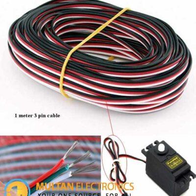 servo Esc 3-pin Cable