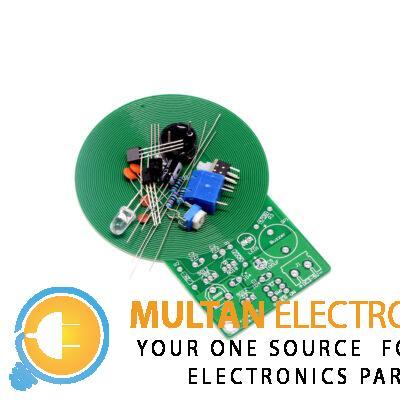 Metal Detector DIY Kit