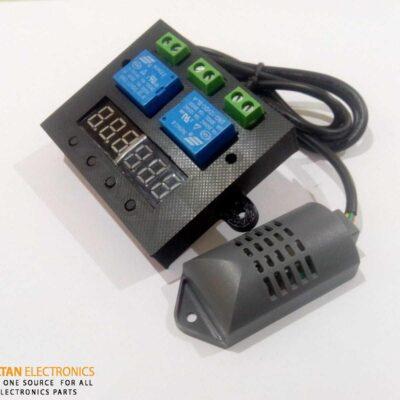 M452 Temperature Humidity Controller Case