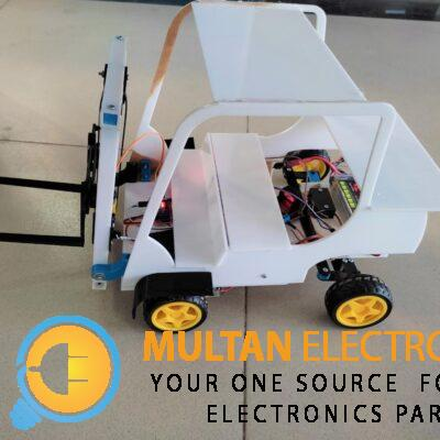 RC FORKLIFT USING ARDUINO