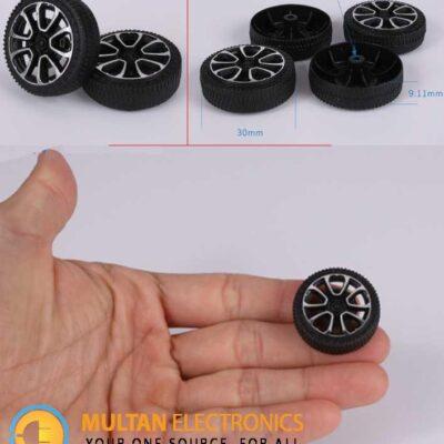 plastic wheel Tyre