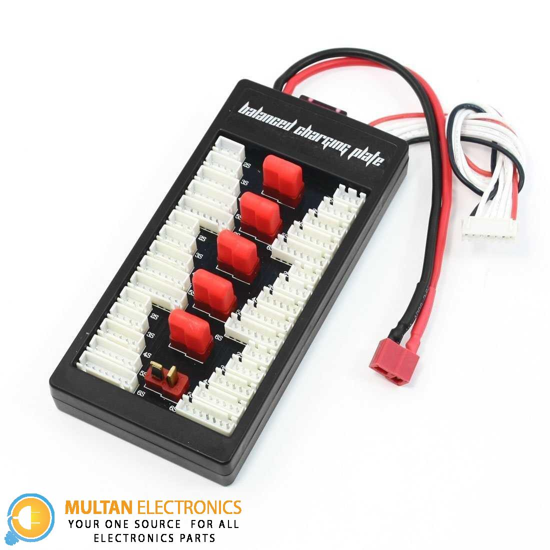Parallel Charging Board for Lipo